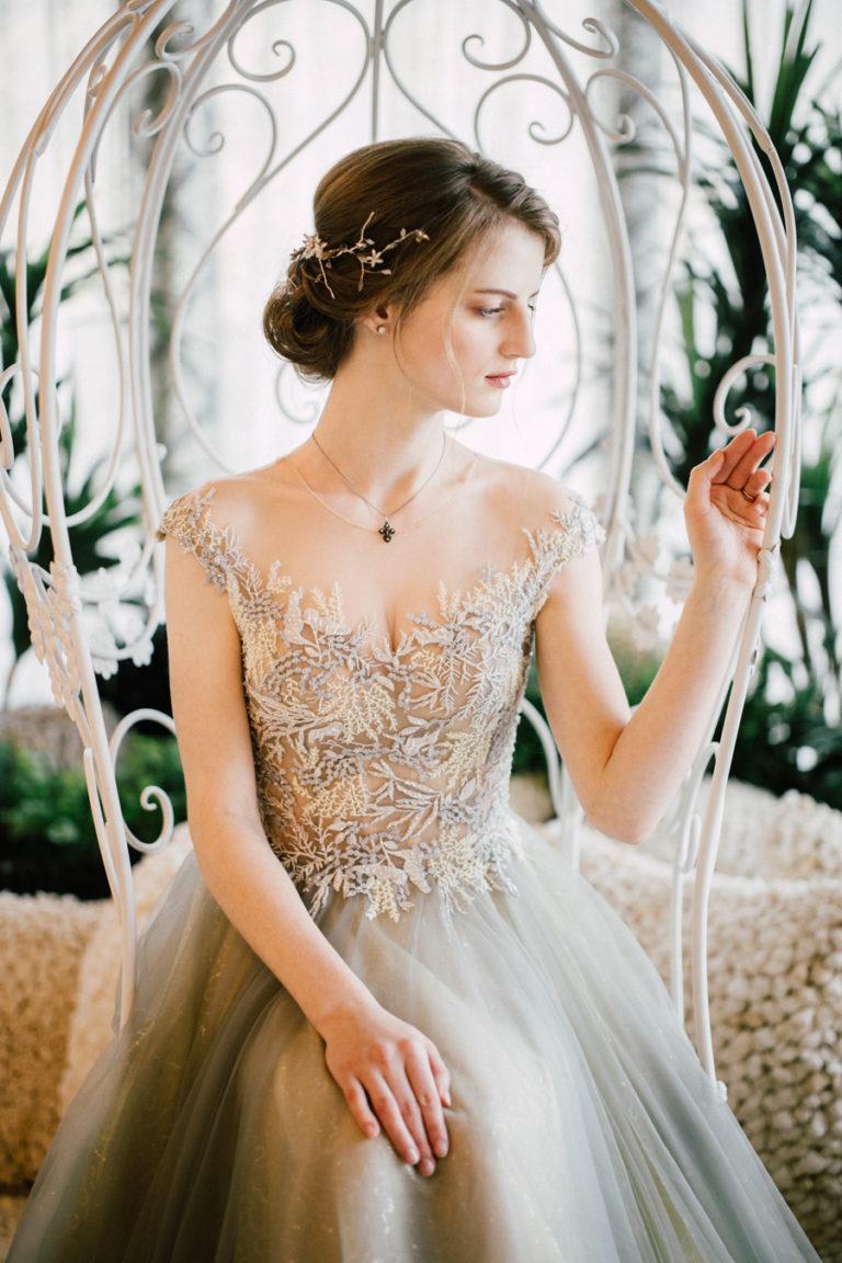 俄羅斯婚紗